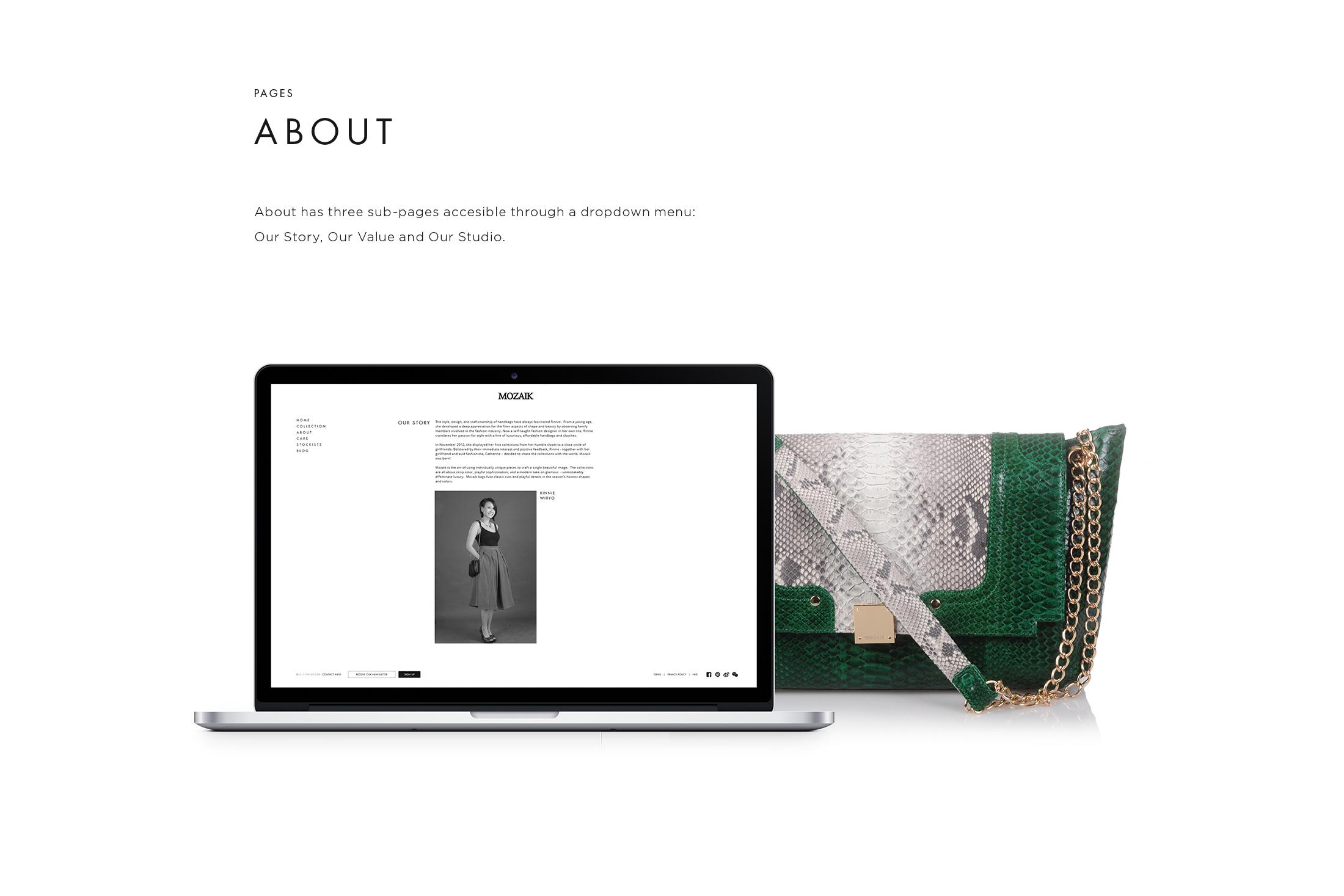 Mozaik web Portfolio 16