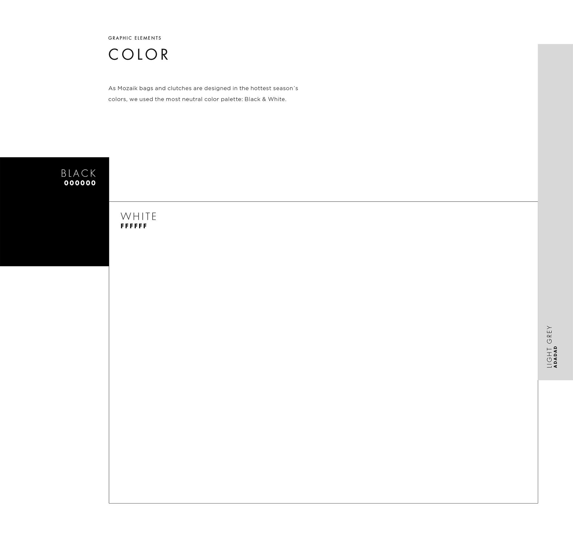 Mozaik web Portfolio 3