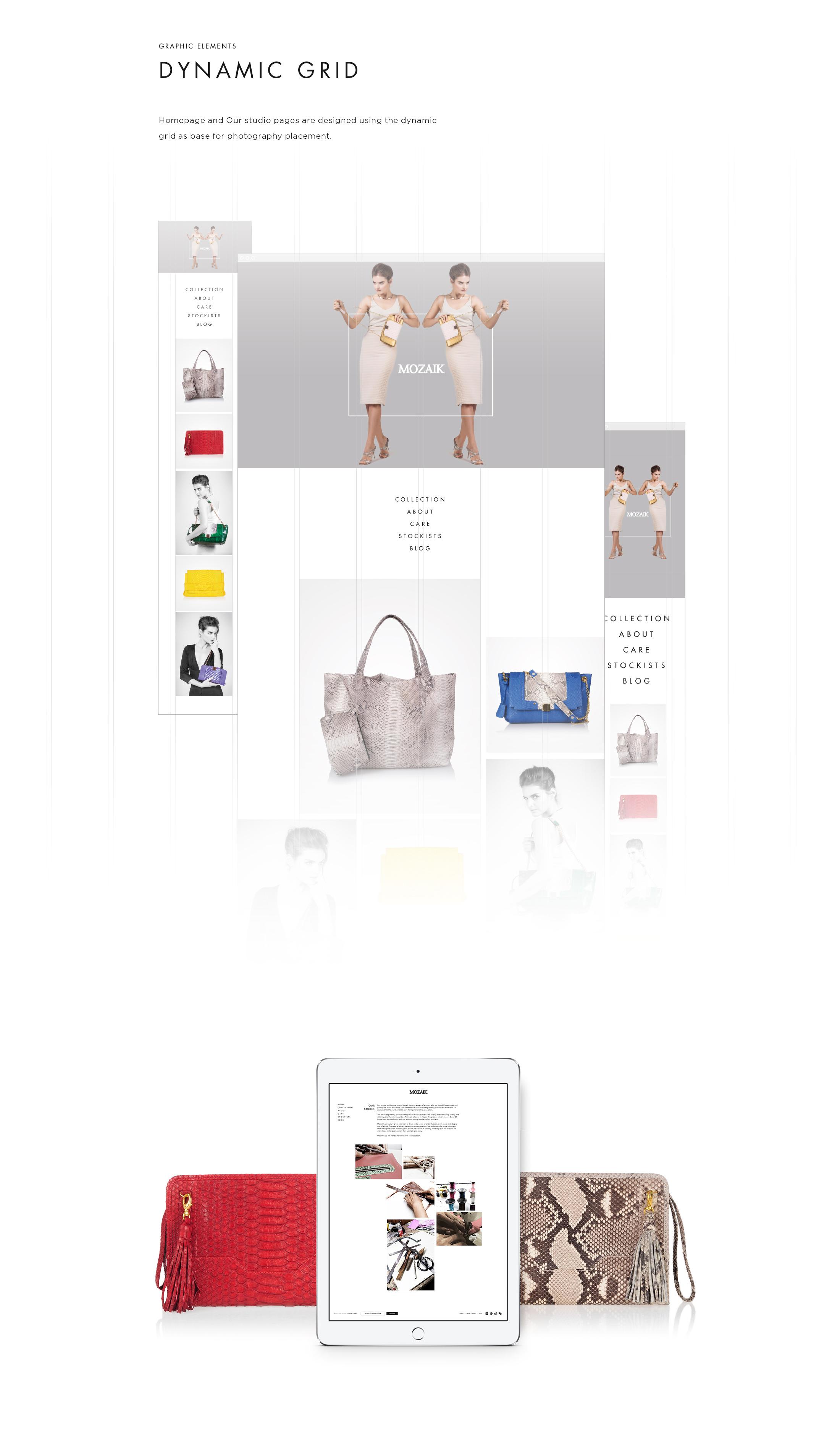 Mozaik web Portfolio 6