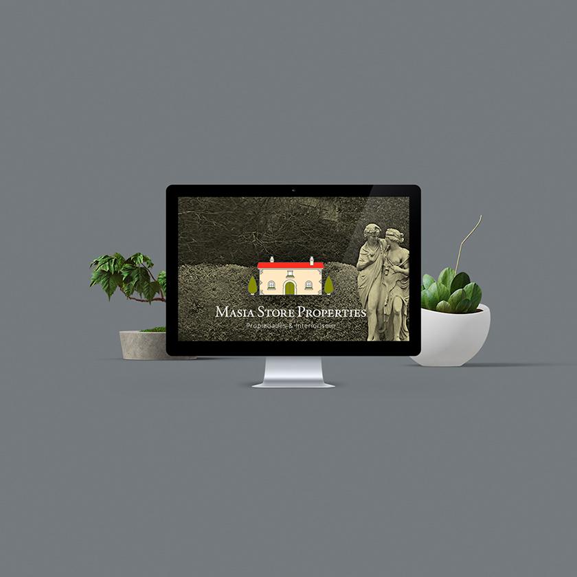 Masia Store Properties Web